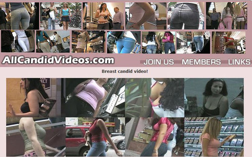 All Candid Videos Breasts – 110 vids