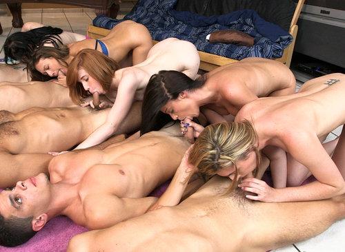 Публичные секс соревнования